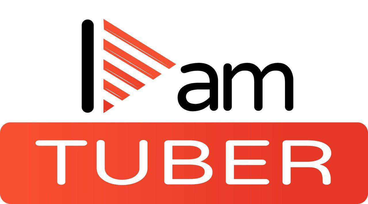 I am Tuber Logo